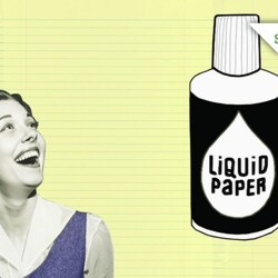The Story Behind The Liquid Paper Invention and Fortune