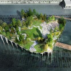 Judge Green Lights $130 Million Island Park In New York City