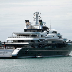 Billionaire Emilio Azcarraga Jean Is Having Trouble Selling His Yacht, Lowers Price By $42 Million