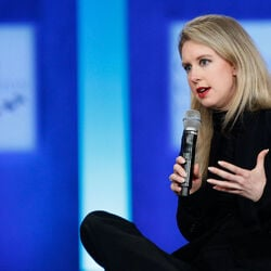 How Elizabeth Holmes Crashed And Burned