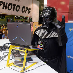 Thanks To Fan Conventions, Stars Can Make Hundreds Of Thousands Of Dollars Per Weekend