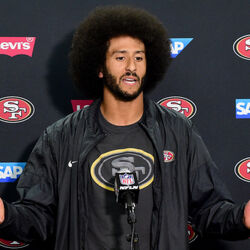 Colin Kaepernick Now Has The #1 Highest-Selling NFL Jersey - Plans To Donate Proceeds