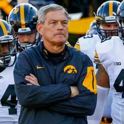 Iowa Head Coach Kirk Ferentz Ups His Contact To $4.5 Million Per Year