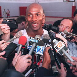 32 Years Ago Today, Michael Jordan Signed His First NBA Contract. And An Empire Was Launched...
