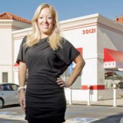 The Fabulous Life Of The Billion Dollar Burger Heiress