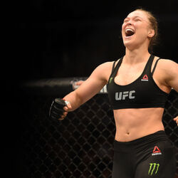 Rousey Might Return To The Octagon This Year, And She Looks Better Than Ever