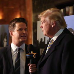 Billy Bush Gets Lawyers Involved In Post-Trump-Tape NBC Dispute