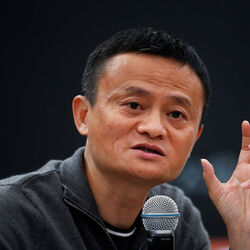 China's Richest Man, Jack Ma, Signs Film Distribution Deal With Steven Spielberg