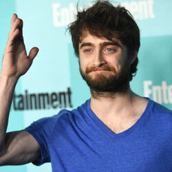 "Daniel Radcliffe Has ""Barely Touched"" The $92 Million He Made Playing Harry Potter"