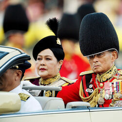 King Bhumibol Adulyadej - AKA The Richest Royal Person In The World... Just Died