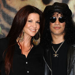Slash Claims He Was Never Technically Married To Ex-Wife Perla Ferrar, Amid Financial Split