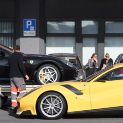 Swiss Officials Seize 11 Of The World's Rarest And Most Expensive Luxury Cars