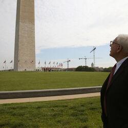 Billionaire David Rubenstein Pledges To Fund Washington Monument Repairs