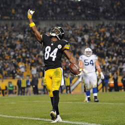 Antonio Brown Is Asking Brandon Marshall To Pay Up On Their Luxury Car Bet They Made In The Preseason, But Not In The Way You'd Think