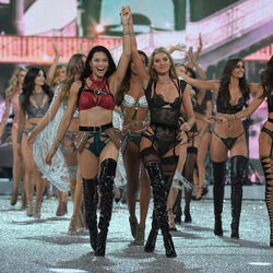 The Richest Victoria's Secret Angel Models