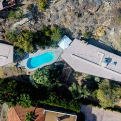 For Sale: Zsa Zsa Gabor's $1 Million Palm Springs Home