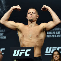 Nate Diaz Won't Even Pick Up The Phone For Less Than $20 Million