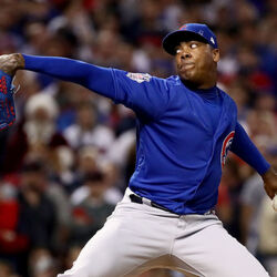 Chapman Signs Huge New Deal With The Yankees