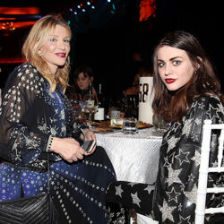 Frances Bean Cobain And Courtney Love Are Likely Taking The Battle Over Kurt Cobain's $1 Million Guitar To Court