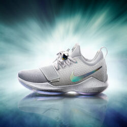 Indiana Pacers Forward Paul George Receives His Own Nike Signature Shoe