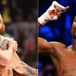 Floyd Mayweather Says Conor McGregor's Net Worth Isn't High Enough To Fight... But Floyd's Numbers Are Wrong