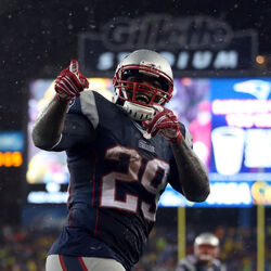 LeGarrette Blount Nearly Doubled His Salary With Incentive Bonuses