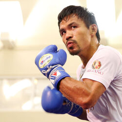 Manny Pacquiao Would Take On Terence Crawford–For A Fee