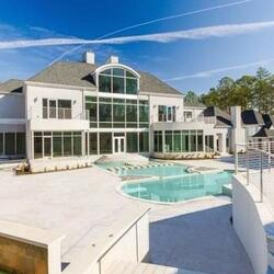 Bowl Like Akon In His $7 Million Mansion