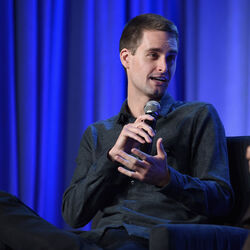 Evan Spiegel Just Got An $850 Million Bonus For Taking Snapchat Public