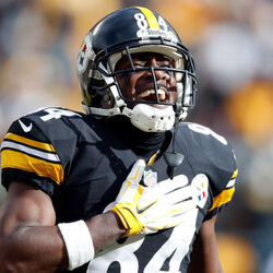 Antonio Brown Is The NFL's Highest-Paid Wide Receiver