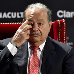 Carlos Slim Helu - Mexico's Richest Man - Has Lost A FORTUNE Because Of Donald Trump