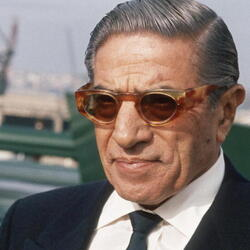 Aristotle Onassis Net Worth