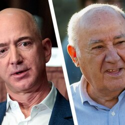 """Wow, That Was Quick! Amancio Ortega Snatches """"Second Richest"""" Crown From Jeff Bezos"""