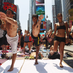 Bikram Yoga Founder Flees Country, Arrest Warrant Issued