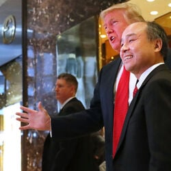 Masayoshi Son Gathering Billions To Conquer Tech World