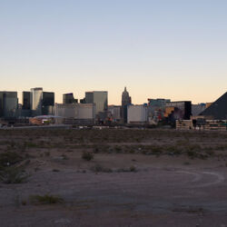 The Raiders Have Purchased Land On The Las Vegas Strip For Their New Stadium