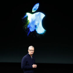 Apple Has Become The World's Most Valuable Public Company
