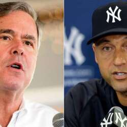Jeb Bush Pulls Out Of Miami Marlins Deal After Clashing With Derek Jeter
