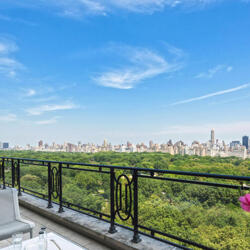 Sting Lists Manhattan Penthouse For $56M