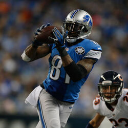 Calvin Johnson Gave Back At Least $1 Million Of His Signing Bonus To The Lions After He Retired