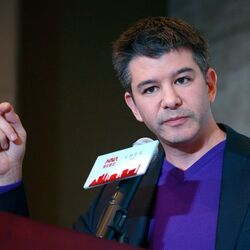 The Rise And Fall Of Travis Kalanick