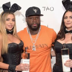50 Cent Reportedly Just Sold His Stake In Effen Vodka For $60 Million