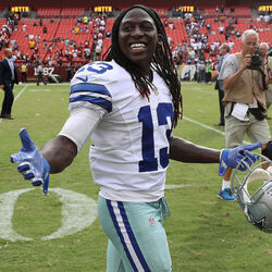 Lucky Whitehead May Be Looking To File A Lawsuit After The Cowboys Cut Him Over A Case Of Mistaken Identity