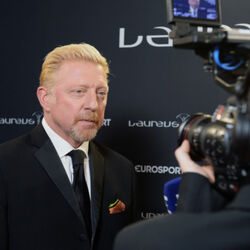 Boris Becker's Former Business Partner Is Demanding Millions