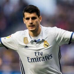 Chelsea Is Offering More Than $91 Million For Real Madrid's Álvaro Morata