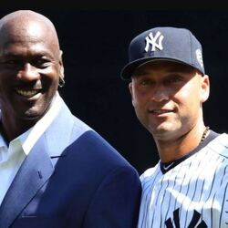 Michael Jordan Is Joining Derek Jeter In His Bid To Buy The Marlins