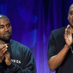 Jay-Z And Kanye West Are Reportedly At Each Other's Throats Over Tidal And A $20 Million Loan
