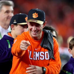 Dabo Swinney Signs Massive Contract With Clemson University