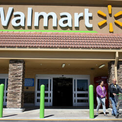 Rob Walton Unloads $62 Million Worth Of Walmart Shares And That's Still A TINY Percent Of His Total Stake