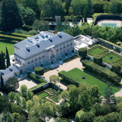 """Poor Mountaineer's"" Beverly Hills Manse Lists For $350 Million"